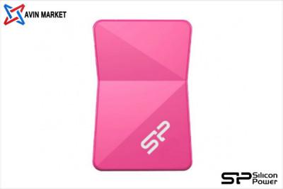 فلش مموری سیلیکون پاور مدل Touch T08 ظرفیت 8 گیگابایت
