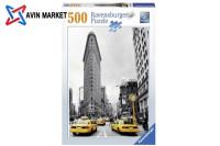 پازل 500 تکه راونزبرگر مدل Flatiron Building