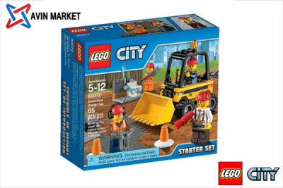 LEGO City Demolition Starter