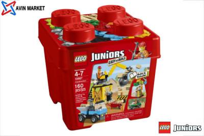 لگو Juniors Construction