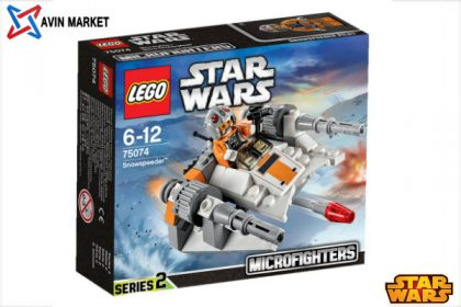 لگو سری جنگ ستارگان هواپیما-LEGO Star Wars 75074 Snowspeeder