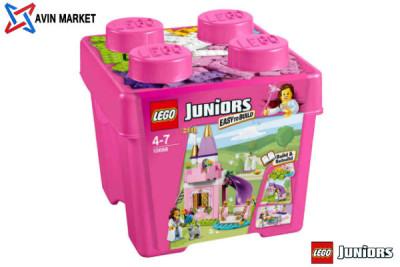 لگو سری جونیور10668 The Princess Play Castle