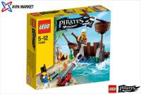 لگو سری دزدان دریایی LEGO Pirates Shipwreck Defense 70409