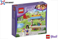 لگو LEGO FRIENDS 41098 EMMA'S TOURIST KIOSK