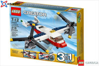 لگو Lego Creator twin blade Adventure 31020