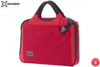 کیف لپ تا پ 15 اینچی کرامپلر مدل DRY RED NO 7