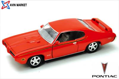 ماکت پونتیاک GTO 1969 ماکت پونتیاک GTO 1969