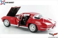 ماکت ماشین کوروت 1965
