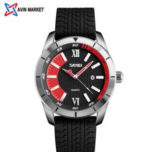 ساعت مچی مردانه  قرمز z1 skmei