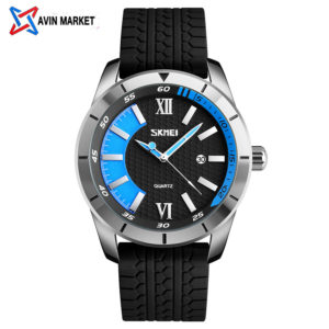 ساعت مچی مردانه آبی z1 skmei