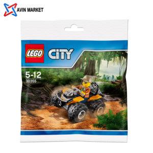 لگو سری city مدل 30355