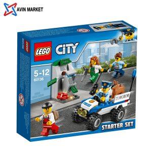لگو سری city مدل 60136