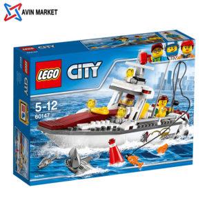 لگو سری city مدل 60147