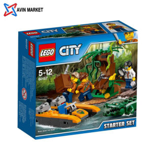 لگو سری city مدل 60157