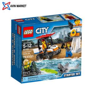 لگو سری city مدل 60163