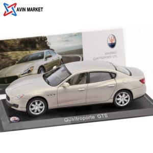 ماکت مازراتی Quattroporte GTS