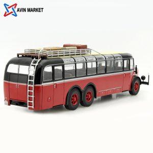 ماکت اتوبوس فلزی