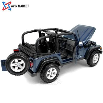 ماکت ماشین جیپ