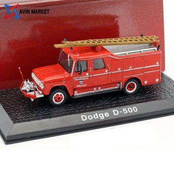 ماکت آتش نشانی دوج