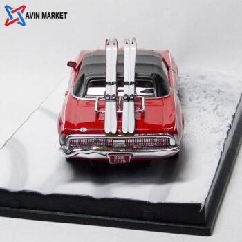 ماکت ماشین آمریکایی کلاسیک