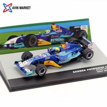 ماکت ماشین Felipe-Massa-Sauber-C23-12-Italy-Gp-Formula