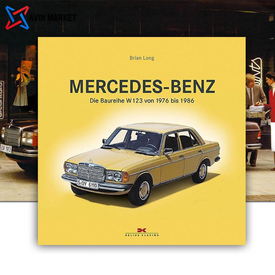 Mercedes Benz history book