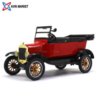 motormax 1925 ford model t red