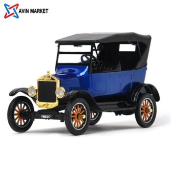 motormax 1925 ford t model blue
