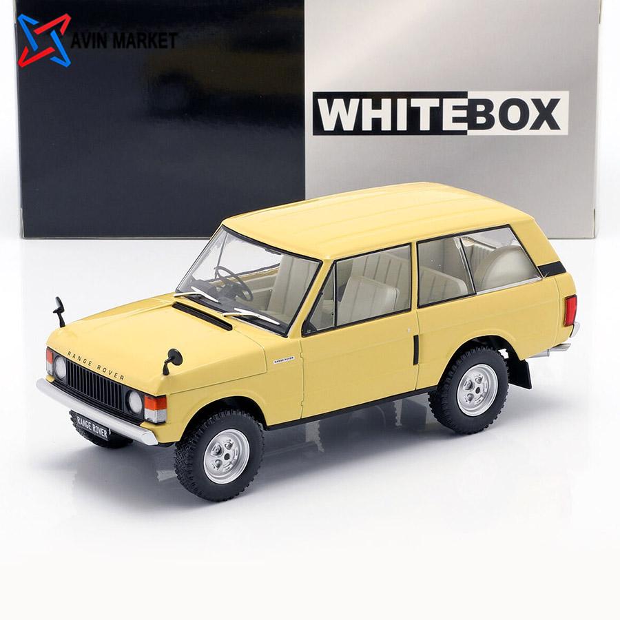whitebox-1_24 modelcar