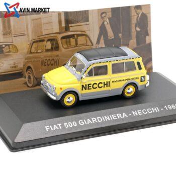 Fiat 500 Giardiniera Necchi