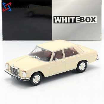 whitebox 1_24 modelcars