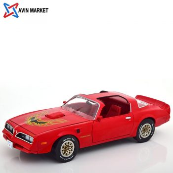 ۱۹۷۷ red trans am