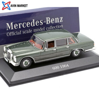 altaya Mercedes-Benz 600 (W100) year 1964