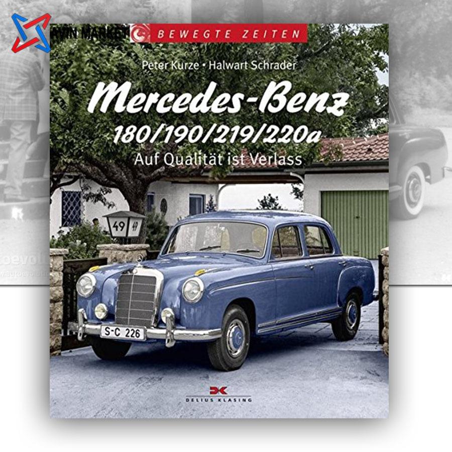 mercedes-benz history book