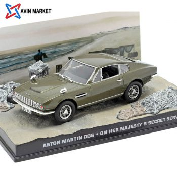 ixo Aston Martin DBS james bond 1:43