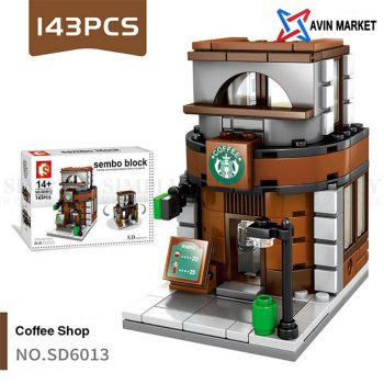 lego starbox sembo block