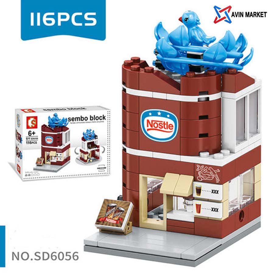 this picture is sembo block Nestlé SD6056