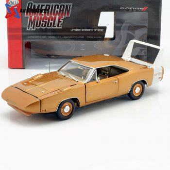 autoworld_1_18_dodge_charger_daytona_year_1969_car models