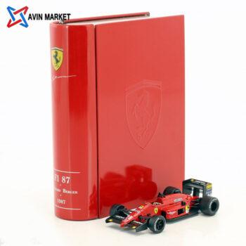 ixo Gerhard Berger Ferrari F1 GP Japan formula 1 1987 143