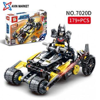 lego matmobile 7020d