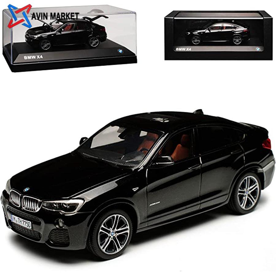 BMW X4 (F26) sapphire black metallic Herpa