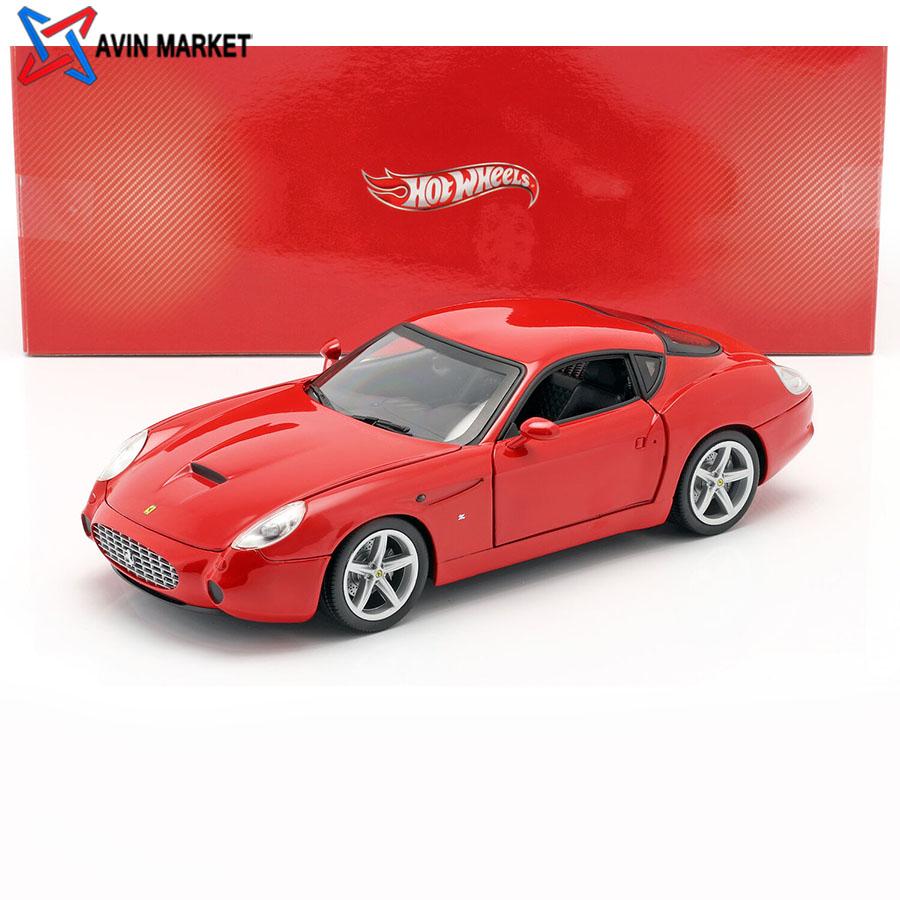 ماکت فراری 575 GTZ Zagato
