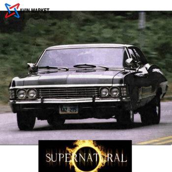 سریال supernatural