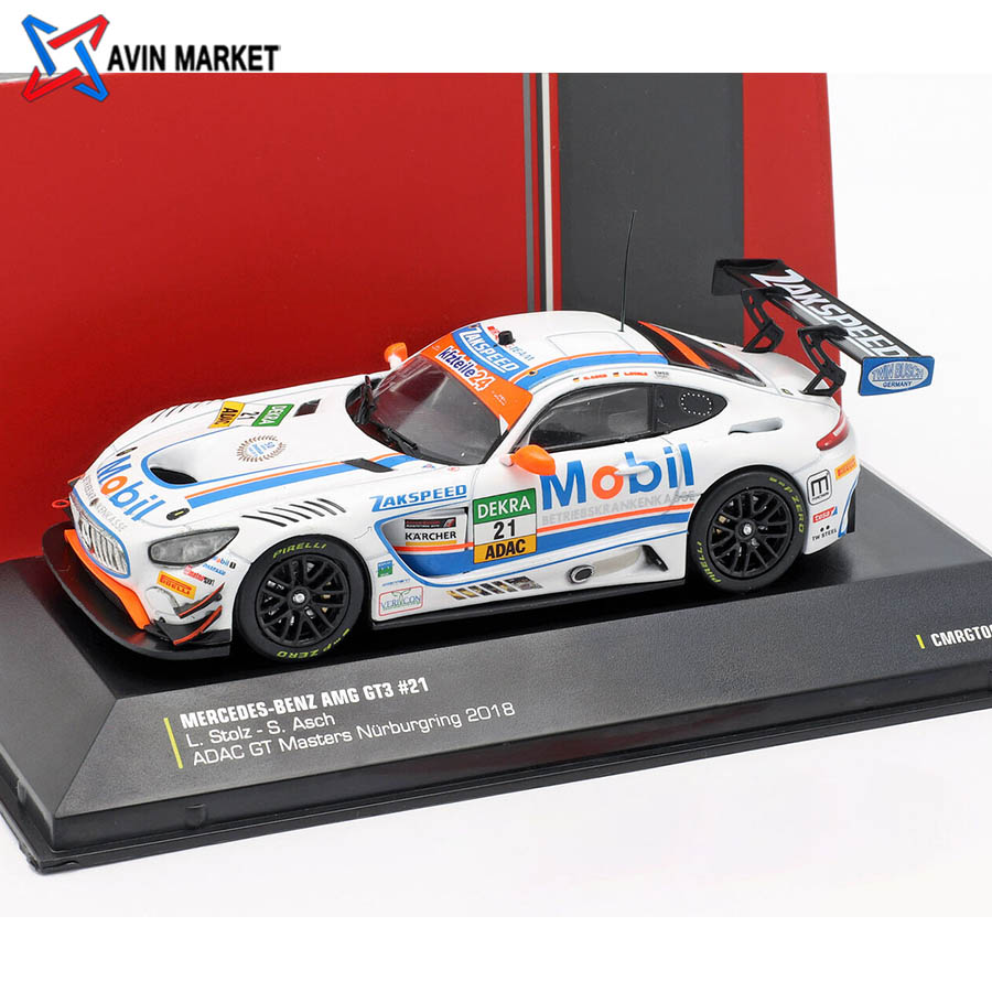 ماکت بنز AMG GT3