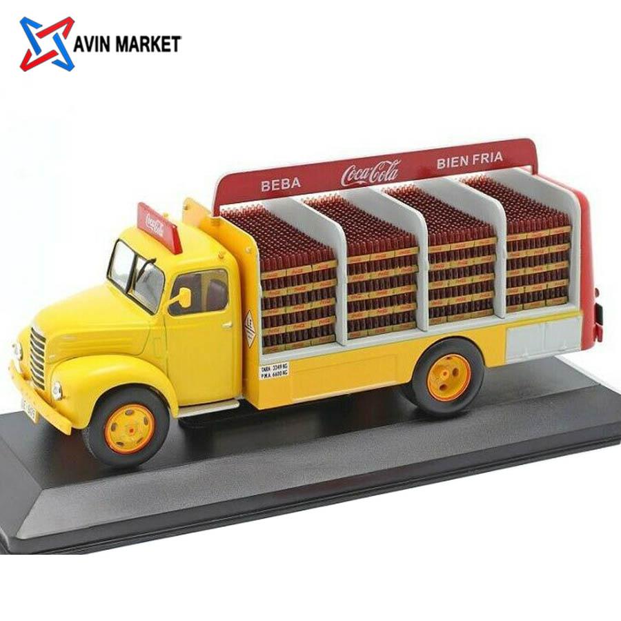 ماکت کامیون کوکا کولا Ebro B-45