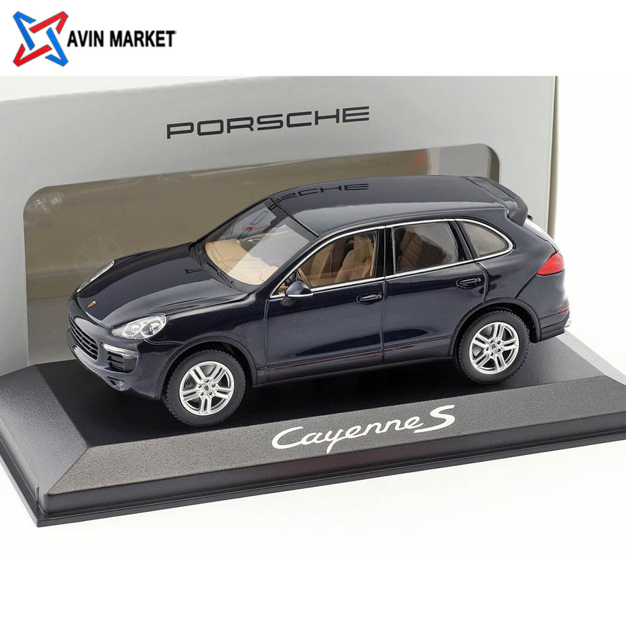 Porsche Cayenne E2