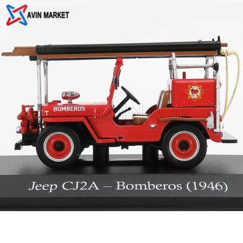 ماشین جیپ cj24