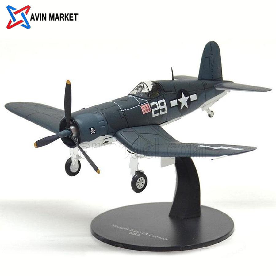 CORSAIR F4U1A CACCIA AIRPLANE 1942 - USA AIR FORCE
