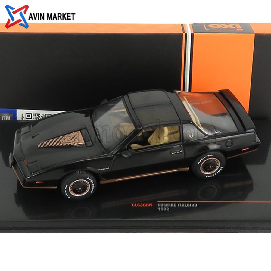 ماکت ماشین پونتیاک فایربرد 1982