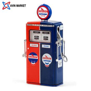 ماکت پمپ بنزین شورون